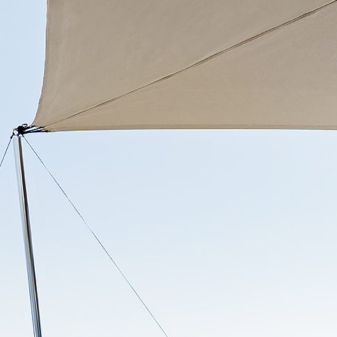 Protection solaire  Voiles d'ombrage & protection de pare-brise