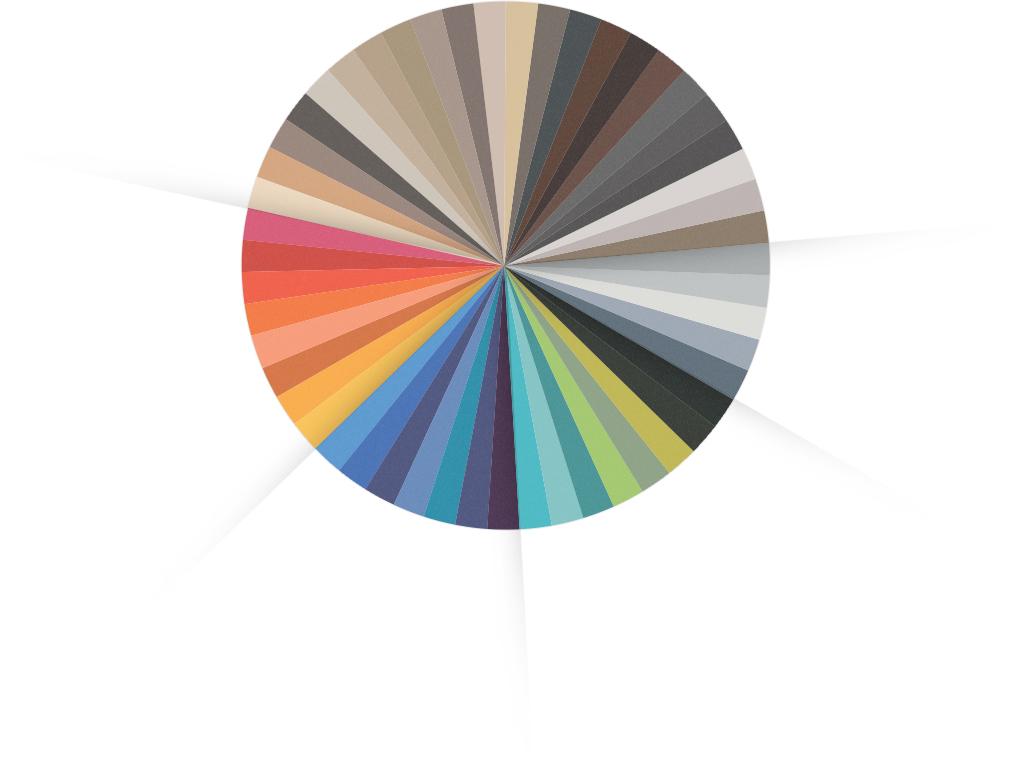 gamme batyline couleurs