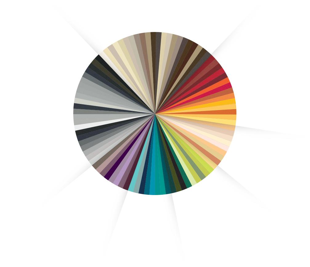 gamme soltis couleurs