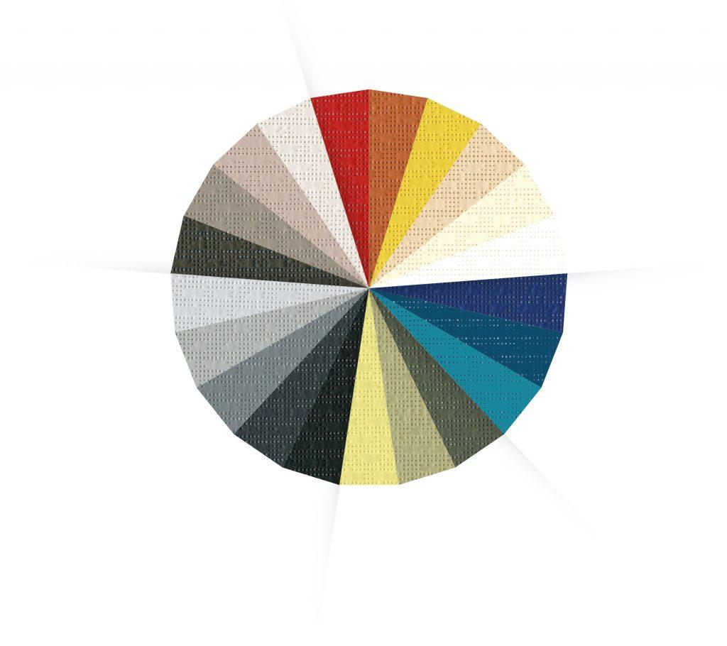 gamme soltis Lounge 96 couleurs